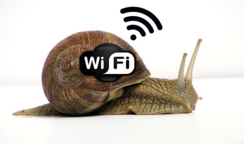 Bad Wi-Fi signal